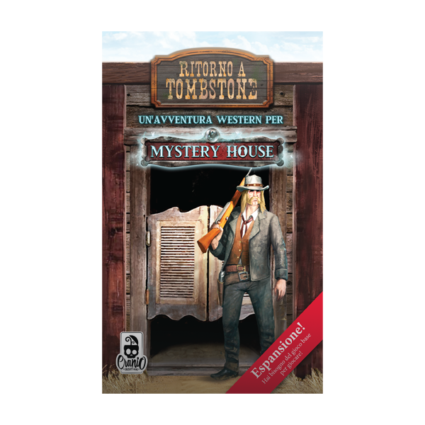 Mystery House – Ritorno a Tombstone