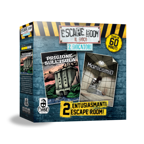 Escape Room – 2 Giocatori